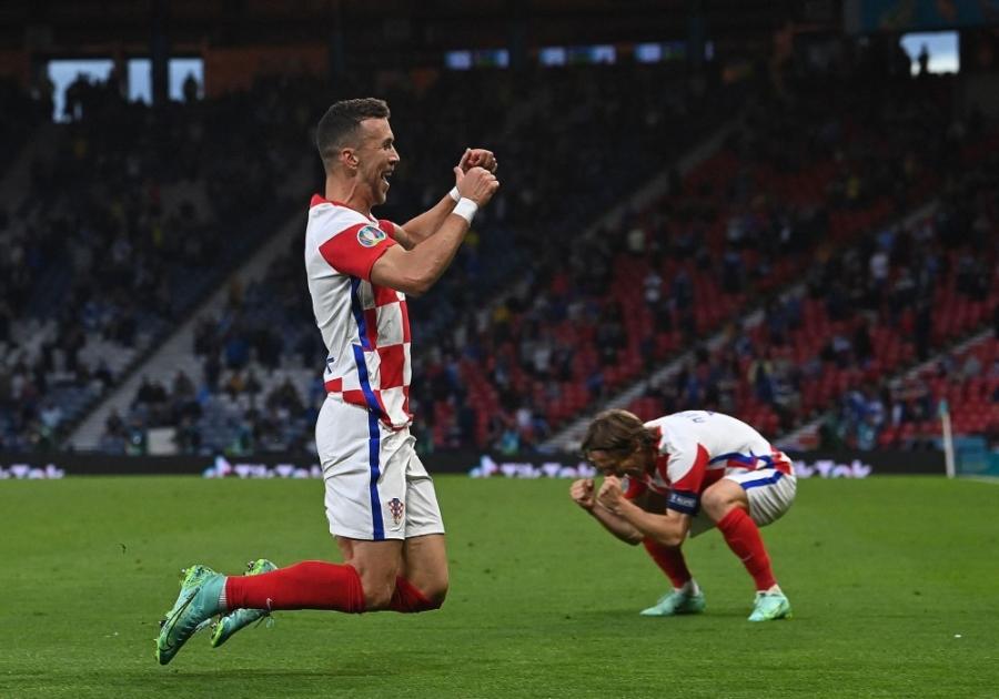 EURO 2020, Κροατία- Σκωτία 3-1: Θυμήθηκαν πως ήταν φιναλίστ στο Μουντιάλ και πέρασαν οι Κροάτες!