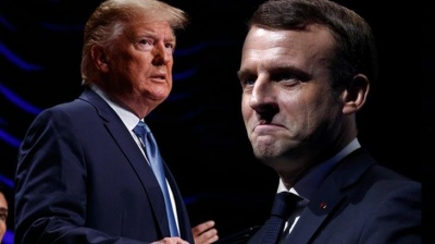 Trump και Macron συμφώνησαν στην ανάγκη αποκλιμάκωσης στη Λιβύη