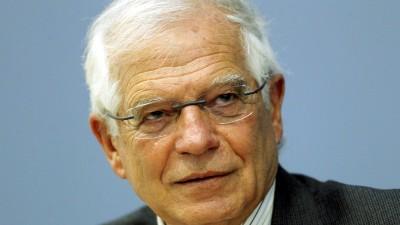 Borrell (ΕΕ): Αν δεν αλλάξει συμπεριφορά η Τουρκία, η ΕΕ θα λάβει «ισχυρά μέτρα»