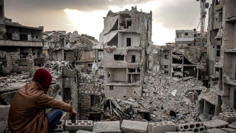 Συρία: Χιλιάδες άμαχοι έχουν εκτοπιστεί από τις μάχες στη Ντεράα