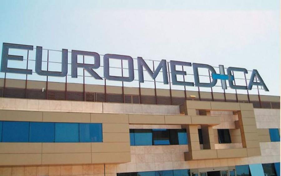 Euromedica: Άρχισε η μεταφορά ασθενών με Covid στο κέντρο αποκατάστασης «Αρωγή»