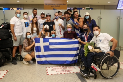 Παραολυμπιακοί Αγώνες: Ο απολογισμός της ελληνικής αποστολής στο Τόκιο!