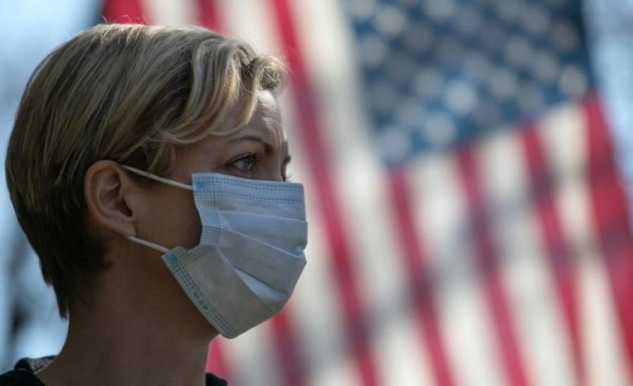 ΗΠΑ: 143.333 νέα κρούσματα και 1.210  θάνατοι από επιπλοκές του Covid -19