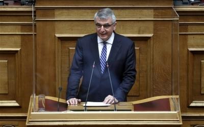 Τσακλόγλου (Υφυπ. Εργασίας): Η μεταρρύθμισης του συστήματος ασφάλισης στοχεύει στη δημιουργία αποταμιεύσεων και επενδύσεων