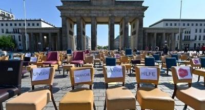 Συμμετοχή του ελληνικού κλάδου εστίασης στην πανευρωπαϊκή διαμαρτυρία «άδειες καρέκλες»