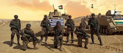 Bright Star 21 - Ολοκληρώθηκε η πολυεθνική άσκηση στην Αλεξάνδρεια της Αιγύπτου