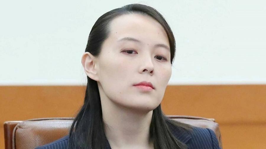 Αυστηρή προειδοποίηση από την αδελφή του Kim Jong – Un σε ΗΠΑ και Νότια Κορέα
