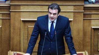 Πιερρακάκης: Ετοιμάζεται νέος πενταψήφιος αριθμός για το λιανεμπόριο