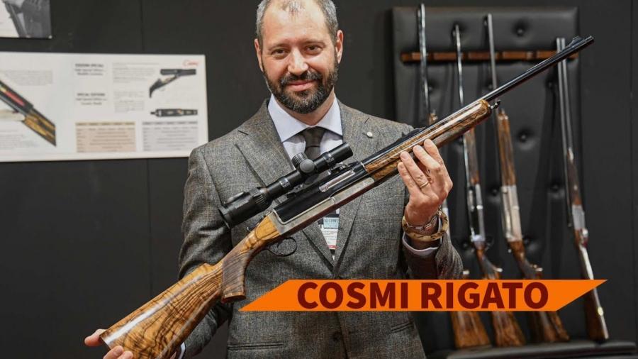 Cosmi Rigato cal. 45-70 - Ενα Cosmi-μα για λίγους