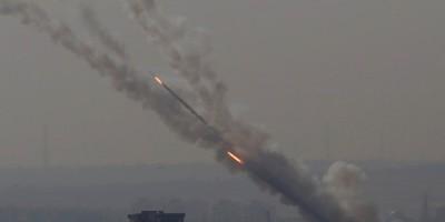 Ισραηλινά πλήγματα στη Γάζα μετά την εκτόξευση ρουκετών