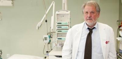 Καπραβέλος: Υπάρχουν κριτήρια διασωλήνωσης– Χωρίς προβλήματα μετά το 40%-50% των ασθενών που εισάγονται στις ΜΕΘ