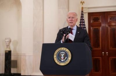 Επικοινωνία Biden με τον πρωθυπουργό του Ιράκ για την επίθεση με ρουκέτες στη Βαγδάτη