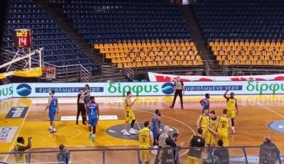 Η Δίρφυς στηρίζει την ομάδα μπάσκετ και τον Ερασιτέχνη Άρη