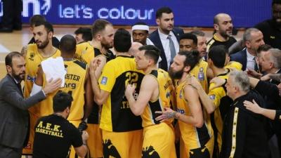 ΑΕΚ: Έφτασε τα 13 ban από τη FIBA!