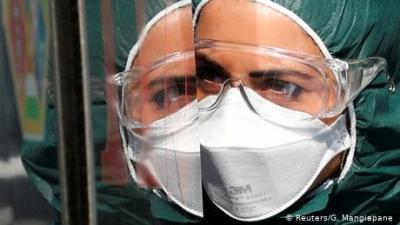 Kατά του υποχρεωτικού εμβολιασμού κατά της Covid-19 οι υγειονομικοί στην Ιταλία