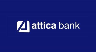 Attica Bank: Tιτλοποίησε NPEs συνολικού ύψους 712 εκατ. ευρώ