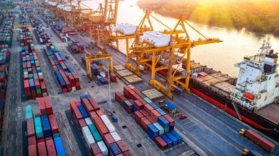 Nέο ρεκόρ εβδομάδας στο κόστος μεταφοράς εμπορευμάτων με κοντέινερ από την Κίνα - Στο 10,5% η αύξηση