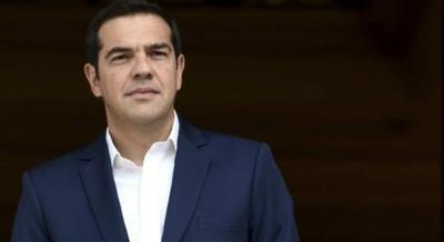 Tσίπρας για Παπαγγελόπουλο: Ανακοίνωσε την απουσία του ΣΥΡΙΖΑ από την αυριανή ψηφοφορία