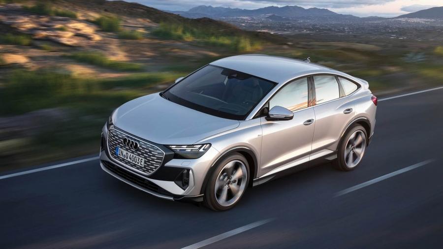 Audi: Οι τιμές των e-tron GT Quattro, RS e-tron GT και Q4 e-tron Sportback
