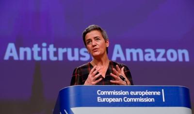 Ευρωπαϊκό Δικαστήριο: Έχασε η Κομισιόν στην δικαστική κόντρα με την Amazon