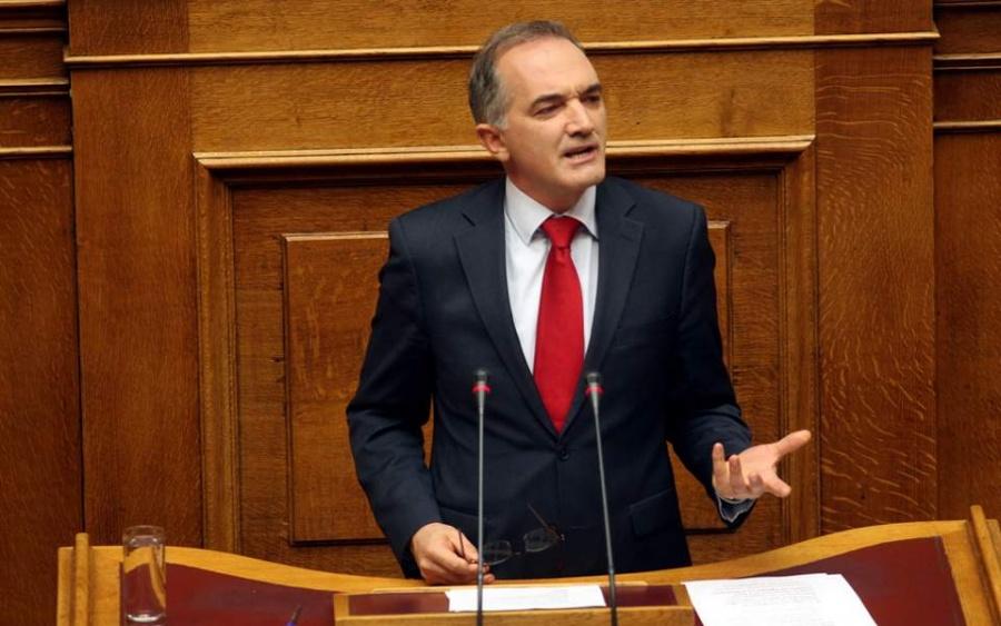 Βλάχος: Στηρίζω την υποψηφιότητα του Β. Μεϊμαράκη, γιατί εγγυάται την ενότητα και την εξωστρέφεια της ΝΔ