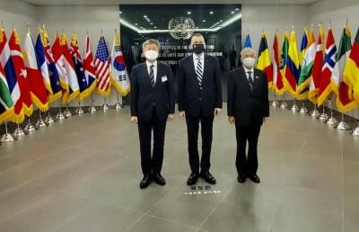 Επίσκεψη Στεφανή στη Νότια Κορέα - Στις εκδηλώσεις για τα 70 χρόνια από την έναρξη του πολέμου της Κορέας