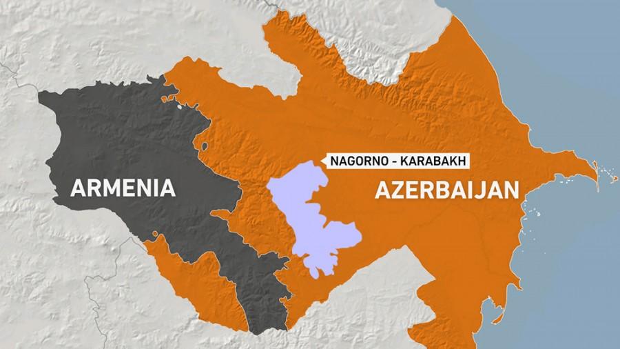 Οι Αζέροι παραδέχονται ότι κατέρριψαν κατά λάθος ρωσικό ελικόπτερο στο Nagorno Karabakh