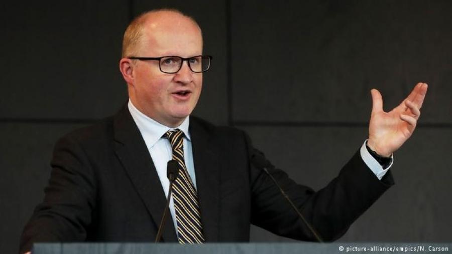 Lane (EKT): Υπό έλεγχο θα παραμείνει η άνοδος των αποδόσεων των ομολόγων του ευρώ