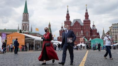 Μόσχα-Covid 19: Επιδεινώνεται το επιδημιολογικό φορτίο