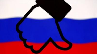 Ρωσία: Συστηματική η λογοκρισία ρωσικών μέσων ενημέρωσης από Google, Facebook και Twitter