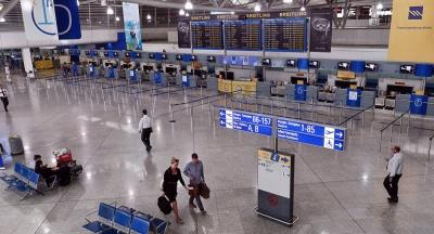 Πάνω από 3 εκατ. επιβάτες στο «Ελ. Βενιζέλος» τον Αύγουστο 2019