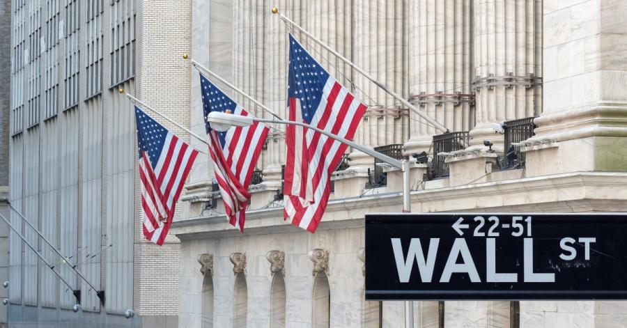 Οριακές διακυμάνσεις στη Wall Street - Εν αναμονή εξελίξεων στη διαμάχη ΗΠΑ και Κίνας - Στο -0,10% ο Dow Jones