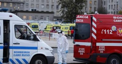Πορτογαλία: Λόγω κορωνοϊού, παρατείνεται η κατάσταση έκτακτης ανάγκης για 15 ημέρες