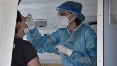 Rapid test: Πόσα κρούσματα εντοπίστηκαν ανά την Ελλάδα