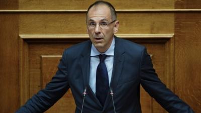 Γεραπετρίτης: Μετά την καταγγελία, η κ. Μενδώνη ζήτησε την παραίτηση Λιγνάδη - Ποια είναι η συγκάλυψη;