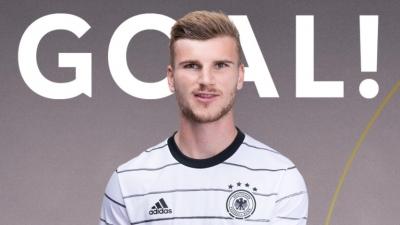 Λίχτενσταϊν - Γερμανία 0-1: Ανοίγουν το σκορ τα «πάντσερ» με Βέρνερ (video)