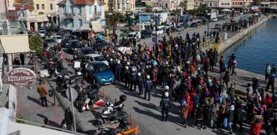 Ανταποδοτικά τέλη 2,8 εκατ. ευρώ στους δήμους που επιβαρύνονται από το μεταναστευτικό