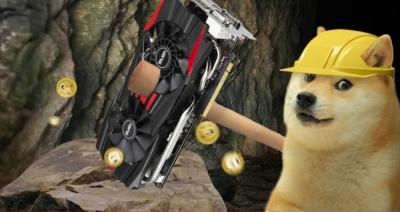 Αύξηση κερδών έως 4.500% για όσους εξορύσσουν Dogecoin