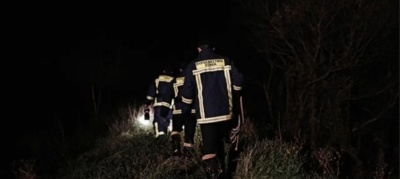 Επιχείρηση διάσωσης δύο ατόμων στο όρος Βόρας – Στο σημείο δυνάμεις της Πυροσβεστικής και της ΕΜΑΚ