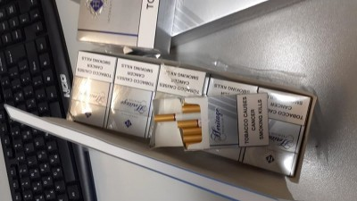 ΑΑΔΕ: Εντοπίστηκε διεθνές κύκλωμα λαθραίων τσιγάρων