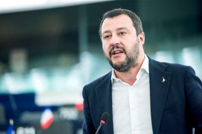 Ιταλία: Νέα προειδοποίηση Salvini προς τις ΜΚΟ που διασώζουν μετανάστες