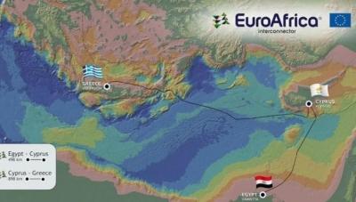 Μεγάλης γεωπολιτικής σημασίας η συμφωνία ηλεκτρικής διασύνδεσης Ελλάδας - Αιγύπτου