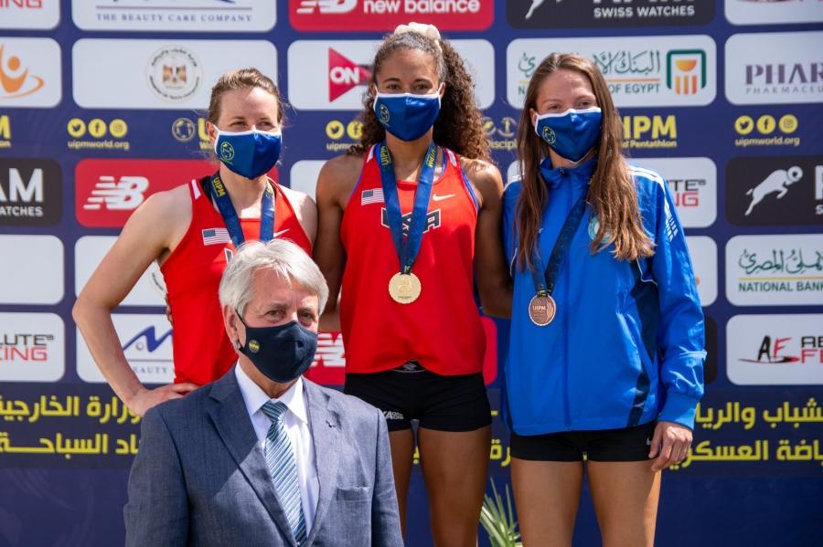 Η Πηνελόπη Νίκα στο BN Sports: «Οι Ολυμπιακοί Αγώνες είναι κρυφή επιθυμία όλων των αθλητών – Από τα πιο αδικημένα ολυμπιακά αθλήματα το πένταθλο»