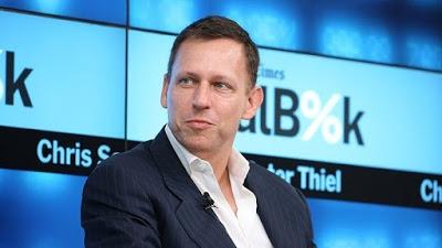 Ο πρώτος επενδυτής του Facebook, Peter Thiel επενδύει τώρα στο Rumble