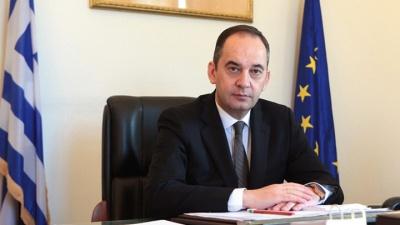 Πλακιωτάκης: Οι επενδύσεις των 620 εκατ. ευρώ της Cosco μπορεί να προχωρήσουν