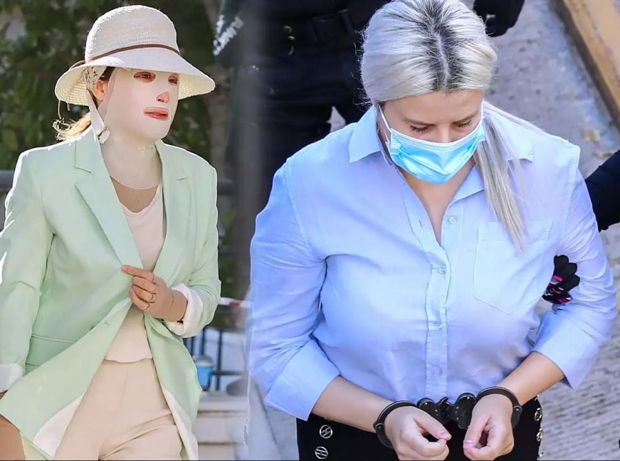 Δίκη για την επίθεση με βιτριόλι - Συγνώμη ζήτησε η κατηγορούμενη - Το ξέσπασμα της Ιωάννας