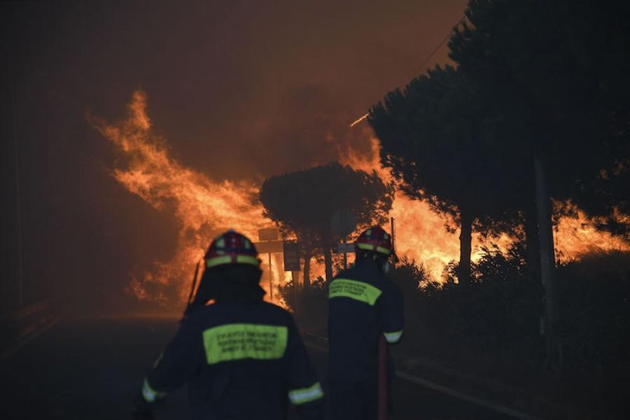 Φιλίππου (αντιπεριφερειάρχης Αττικής): Τρέχαμε πίσω από τα γεγονότα – Δεν μπορούσε να γίνει εκκένωση