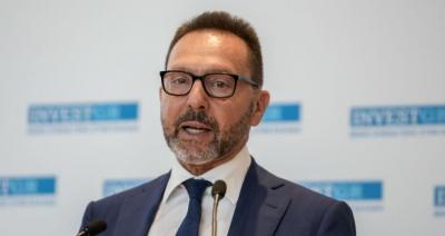 Στουρνάρας (ΤτΕ) στο Reuters: Η ΕΚΤ θα πρέπει να αυξήσει τις αγορές ομολόγων για να ανακόψει την άνοδο των επιτοκίων