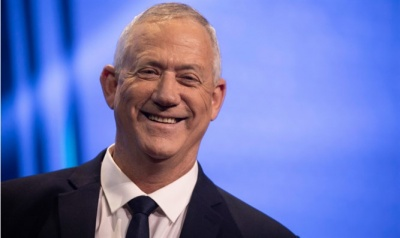 Gantz (Ισραήλ): Δεσμεύτηκε να εφαρμόσει το ειρηνευτικό σχέδιο Trump για τη Μ. Ανατολή μετά τις εκλογές του Μαρτίου