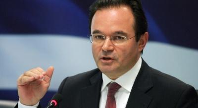 Παπακωνσταντίνου σε CNBC: Η επαναδιαπραγμάτευση δεν είναι το πρώτο πράγμα που θα επιχειρήσει ο Μητσοτάκης στις Βρυξέλλες